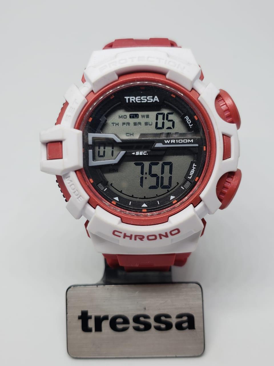 nueva llegada 83096 f6531 Reloj Tressa Digital Caballero Sumergible