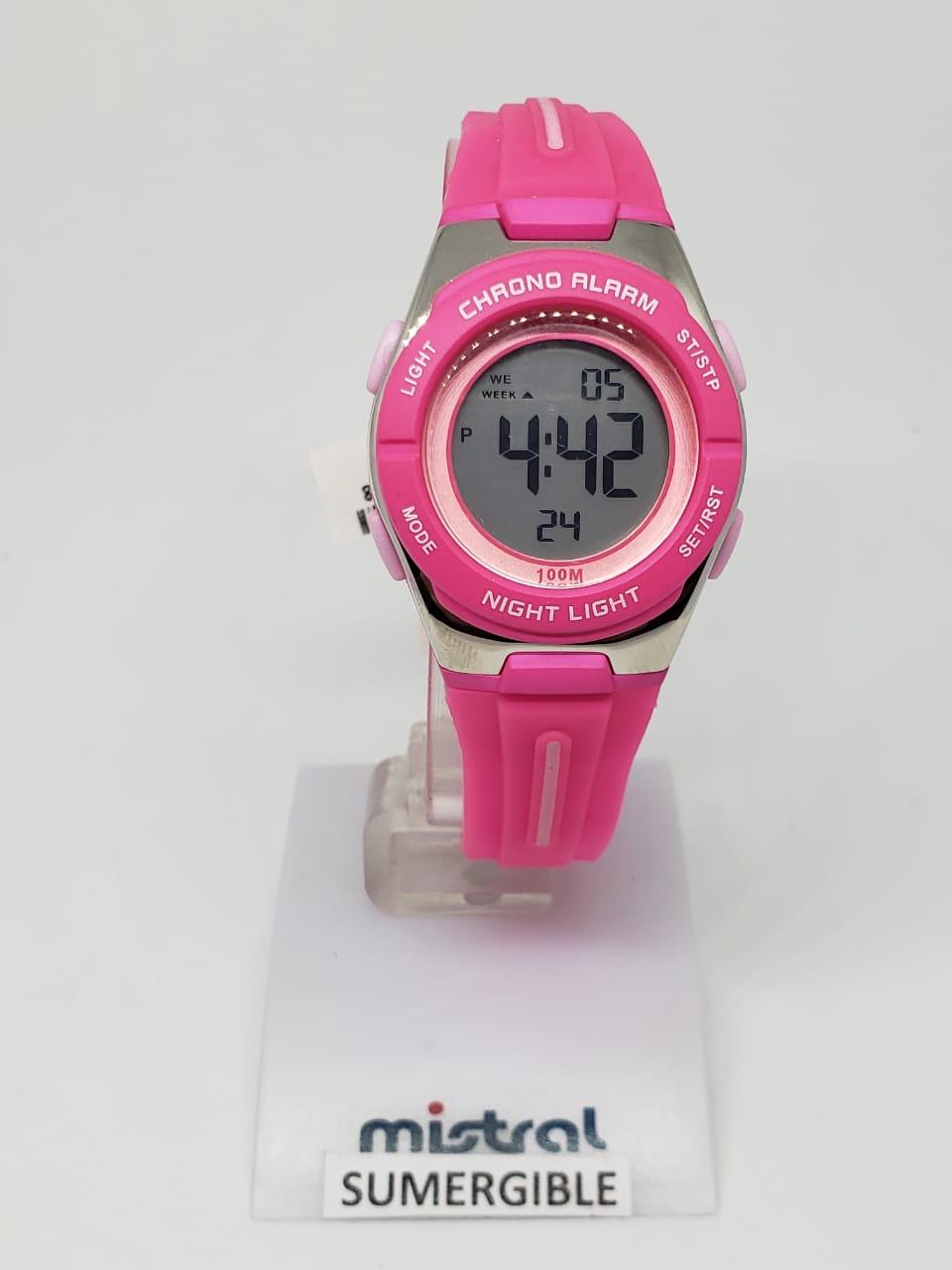 3d76a95814e1 Reloj Mistral de Dama digital sumergible – Joyas Lan