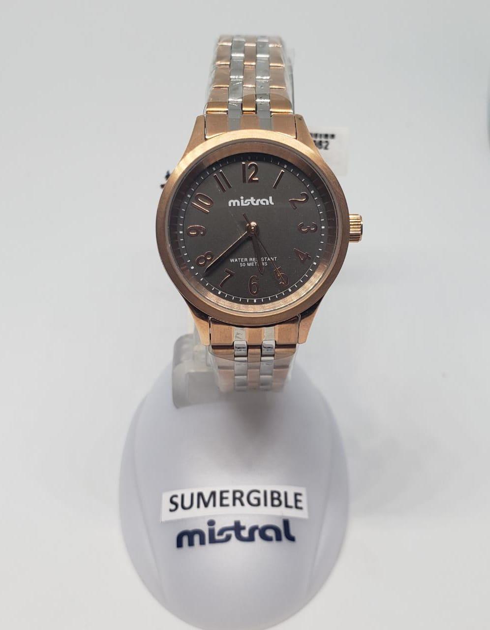 b8ee44cd3ebd Reloj Mistral de dama Analogo – Joyas Lan