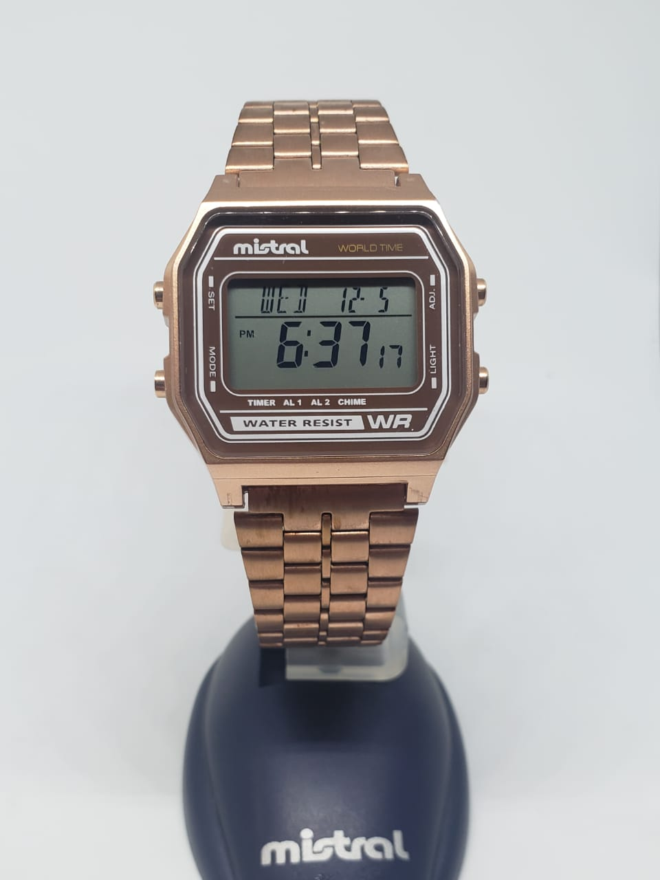comprar online 53118 cc49f Reloj Mistral caballero digital Vintage